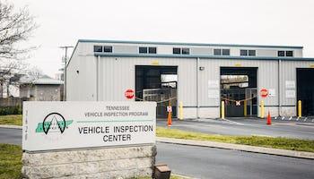 Emissions testing facility