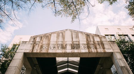 Hamilton County Chattanooga Courts Building