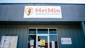 Metropolitan Ministries storefront